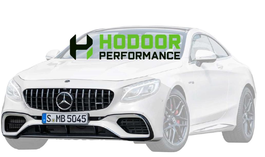 Рестайлинг комплект Mercedes-Benz С217 S63 AMG