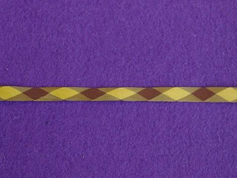 Тесьма, шнур плоский 10 мм