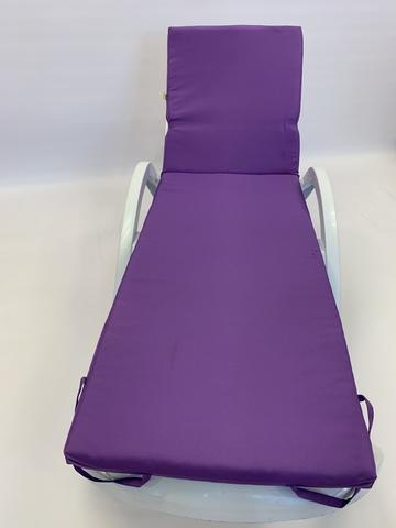 Матрас для лежака DESIGN фиолетовый