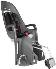 Детское велокресло Hamax Zenith Relax серый-черный