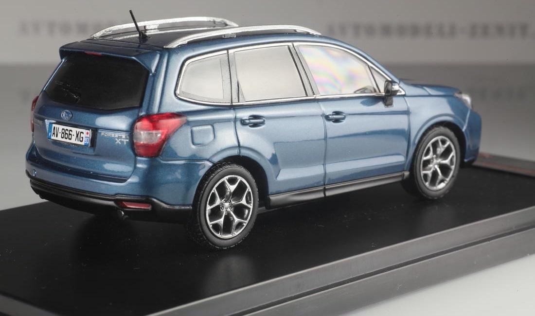 Коллекционная модель Subaru Forester 2013