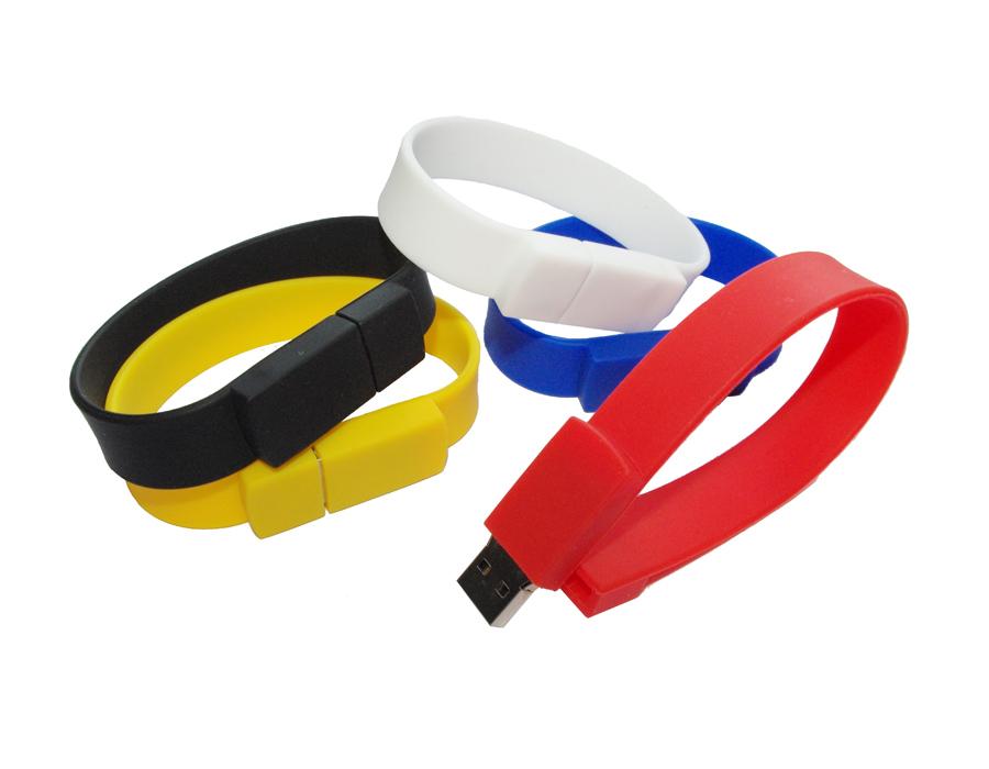 usb-флешка браслет