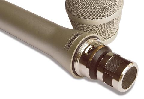 Вокальные конденсаторные Shure KSM9