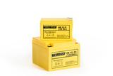 Аккумулятор YELLOW HRL 12-120 ( 12V 120Ah / 12В 120Ач ) - фотография