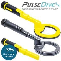 Ручной металлоискатель Nokta Makro Pulse Dive 6