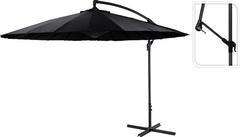 Зонт садовый складной Koopman 300 Black