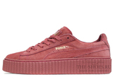 Кеды Женские Puma X Rihanna Creeper Raspberry