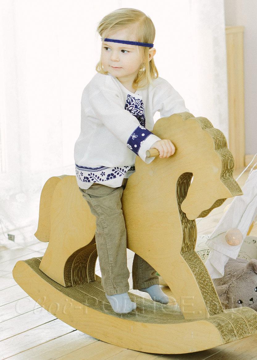 Рубаха на мальчика в русском стиле Богатырь Свое... Родное для Иванка