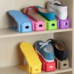 Подставка для обуви на одну пару (цвета в ассортименте)