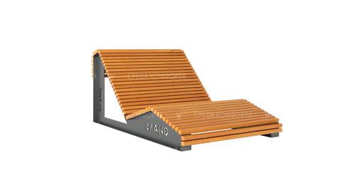 Скамейка кресло SCAM0018
