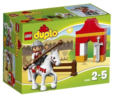 LEGO Duplo: Рыцарский турнир 10568 — Knight Tournament — Лего Дупло
