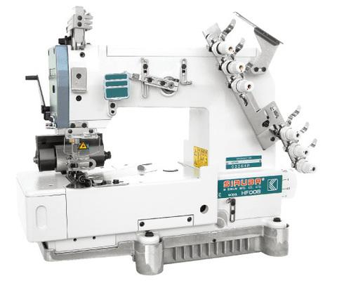 Двухигольная швейная машина Siruba HF008-02064P/HHD | Soliy.com.ua