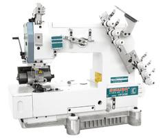 Фото: Двухигольная швейная машина Siruba HF008-02064P/HHD