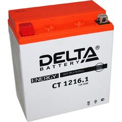 Аккумулятор DELTA 12V 16Ah (CT1216.1)