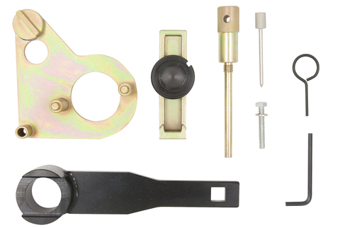AL010229 Набор приспособлений для установки фаз ГРМ двигателей  RENAULT 2.0 DCI