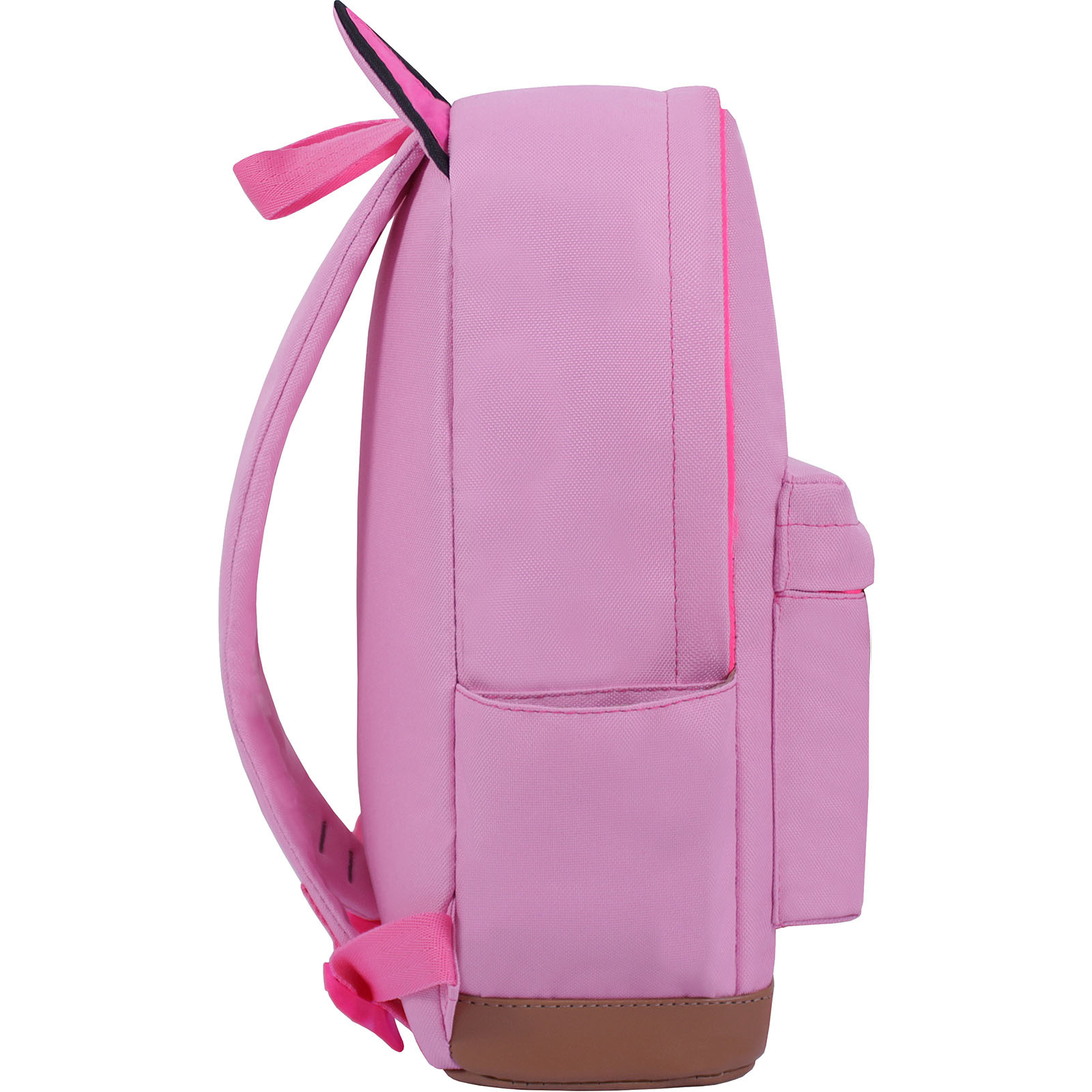 Рюкзак Bagland Ears розовый (0054566) фото 2