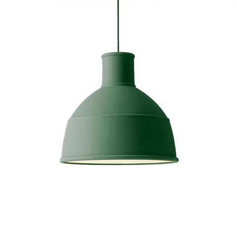 Подвесной светильник копия Unfold by Muuto D32 (зеленый)