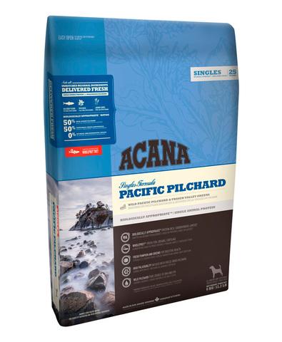 Acana Singles Pacific Pilchard корм беззерновой для собак (тихоокеанская сардина) 2 кг