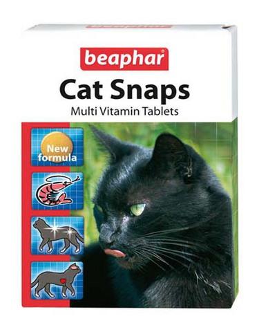 12550 Беафар Витамин Kat Snaps д/кошек 75таб.*12*144