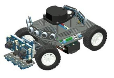 Образовательный набор для изучения технологий машинного зрения, построения и настройки нейросетей и проектирования беспилотников