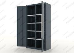 Шкаф инструментальный металлический серия