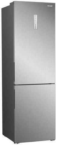 Холодильник Sharp SJ-B340XS-IX