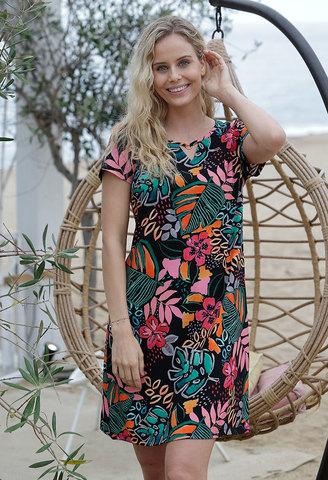 Платье женское пляжное Massana ML_217426 3XL