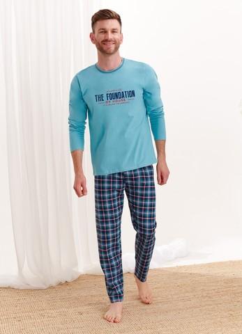 Пижама мужская со штанами TARO 2264 AW20/21 LEO