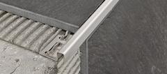 Профили/Пороги Progress Profiles Profinal PRFACS 10 для напольных покрытий из ламината, паркета, керамогранита, ковролина, линолеума