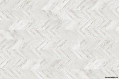Пробковые полы Corkstyle Коркстайл коллекция Chevron Chevron White