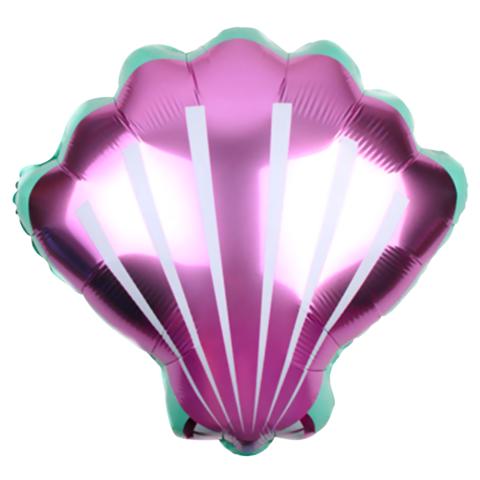 Воздушный шар фигура Морская ракушка, 51 см