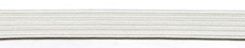 Резинка продержка, 7,9мм, белая