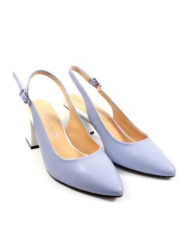 голубые туфли Mario Muzi