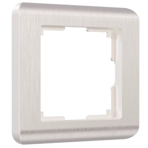 Werkel Рамка W0012113 (WL12-Frame-01) Перламутровый
