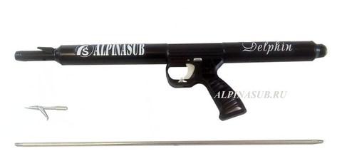 Подводное пневматическое ружье Alpinasub Дельфин 600 (среднее)