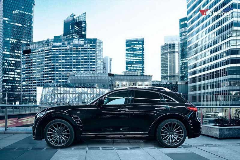 Обвес Renegade Design для Infiniti QX70 (FX S51)
