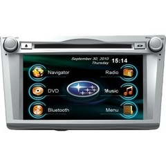 Штатная магнитола для Subaru Legacy 09-13 Incar CHR-2264 LY