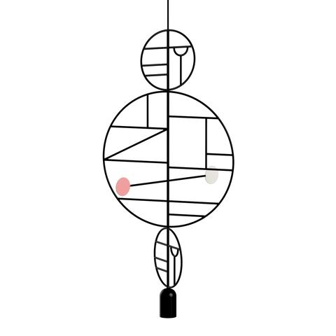 Подвесной светильник копия Lines & Dots LDS14 by Home Adventures