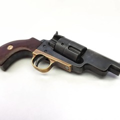 Miniature 2mm pinfire Colt Yank revolver