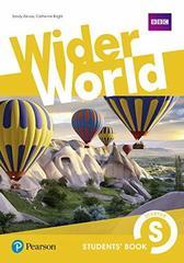 Wider World Starter Students' Book
