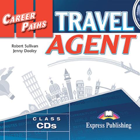 Travel Agent - туристическое агентство. Аудиодиски (2шт в комлпекте)