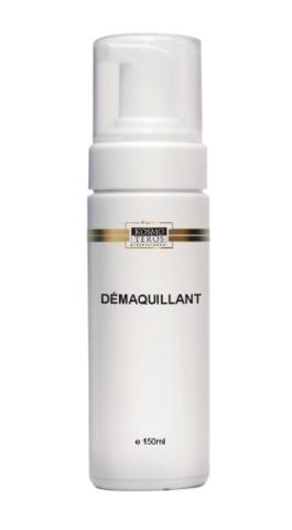 Средство для снятия макияжа с чувствительных глаз, Make up rimozione occhi sensibili and demaqullant, Kosmoteros (Космотерос), 150 мл