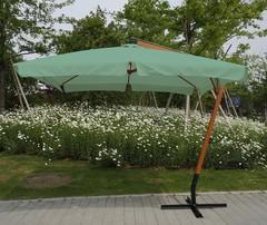 Зонт садовый от солнца Garden Way SLHU010 Green