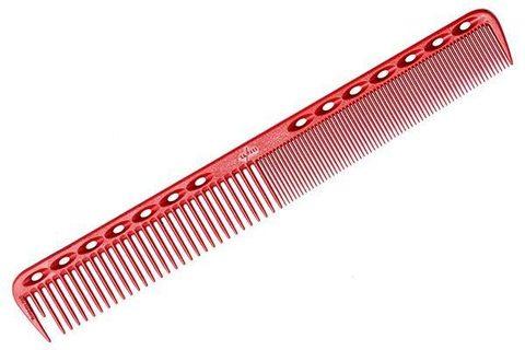 Расческа для стрижки Y.S. Park-339 красная 18 см