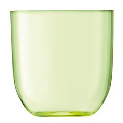 Набор из 2 стаканов для воды и виски «Hint»,  400 мл зелёный, фото 2
