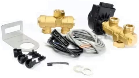 Комплект 3-х трёхходового клапана Protherm Fugas для электрических котлов СКАТ 0020015570
