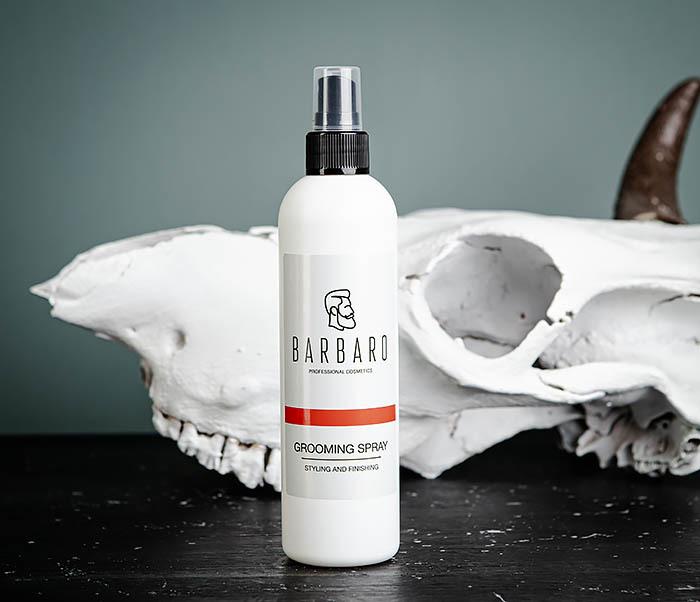 RAZ1042 Спрей для стайлинга и укладки волос от «Barbaro» (200 мл)