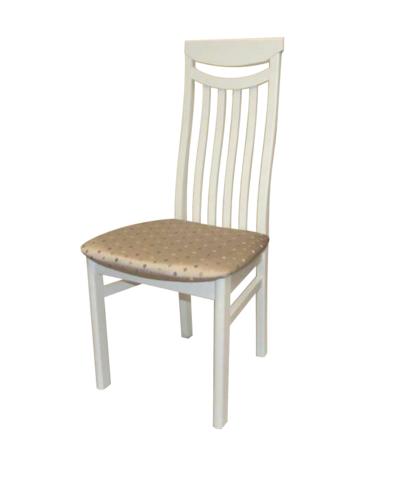 Стул М88 деревянный белый, ткань 30