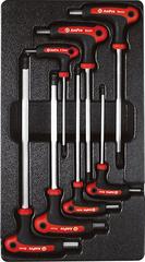 Набор инструмента в ложементе AmPro (7 предметов) T22904