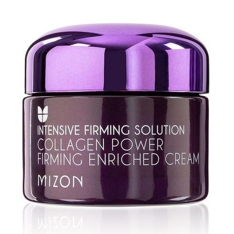 Укрепляющий питательный коллагеновый крем для возрастной кожи MIZON Collagen Power Firming Enriched